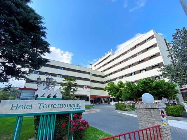Hotel Torremangana