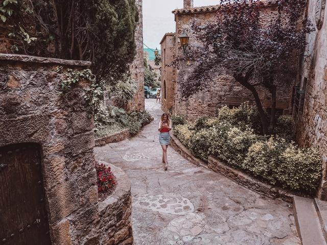 Que ver en Pals Girona