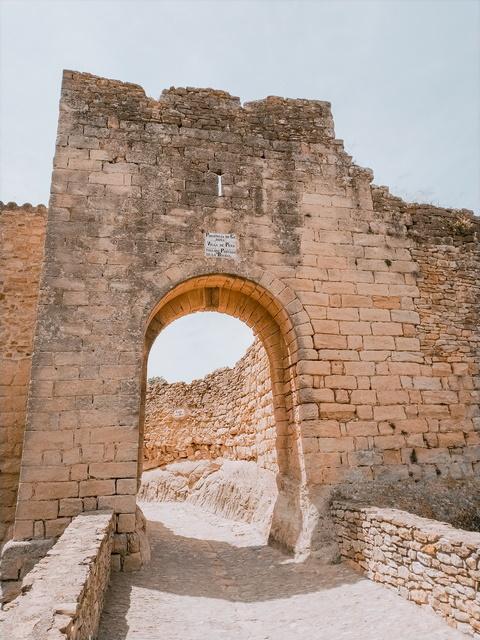 Portal de La Virgen Peratellada