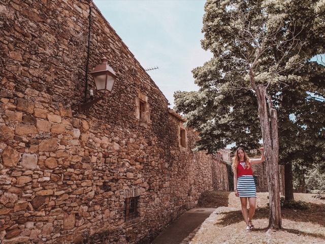 Peratellada, Girona