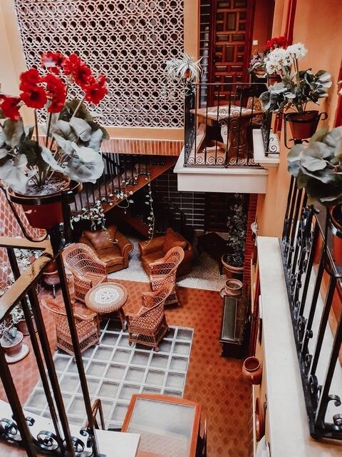 Hotel Mesón Número Uno