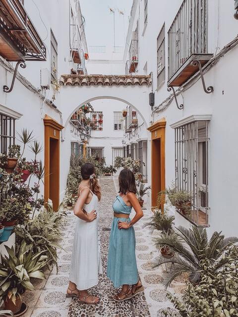 Calles bonitas de Córdoba