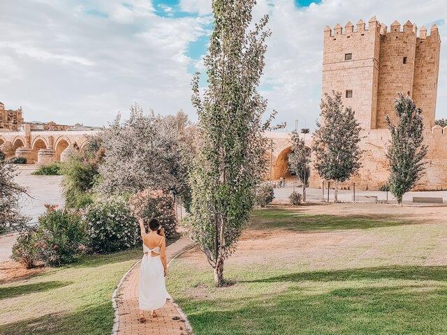 Puente Romano y Torre Calahorra