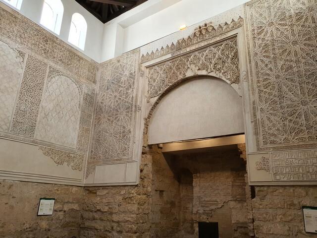 Sinagoga en la judería