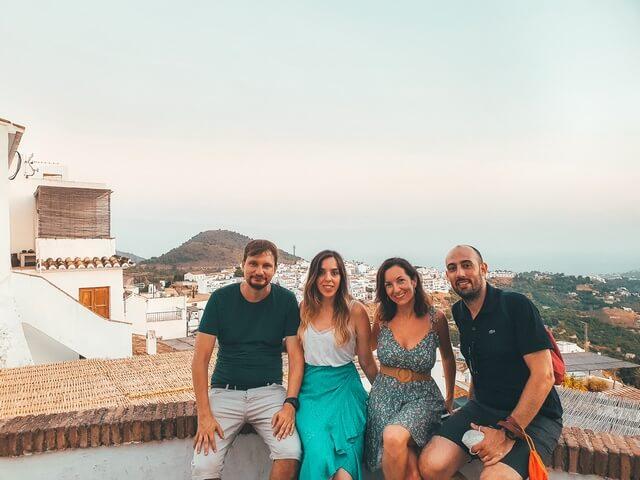 Ruta Andalucia en coche con Viajar Engancha