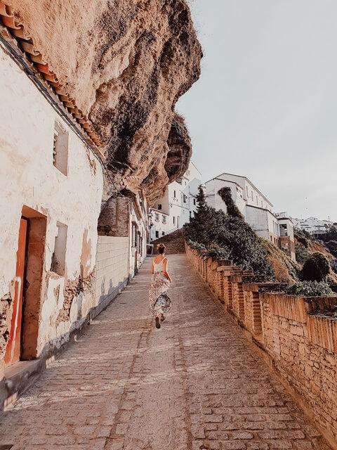 Setenil de las bodegas Casas Cueva