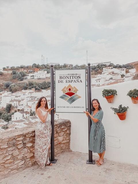 Setenil de las bodegas Pueblos mas bonitos de España