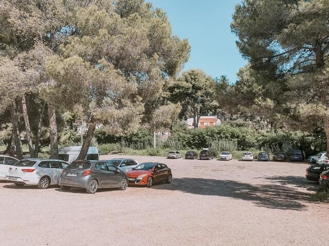 Parking El Roc de Sant Gaietà Tarragona