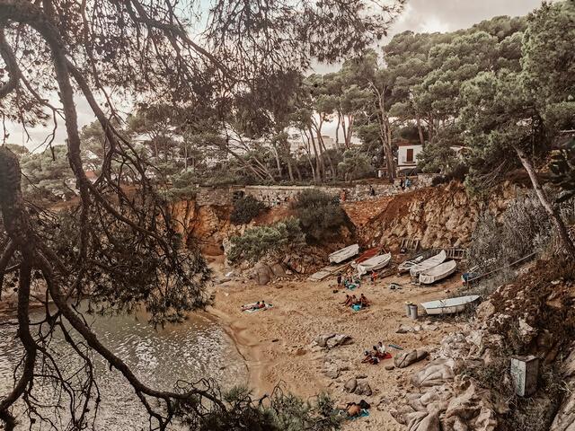 Cala Sa Cova (Platja d'Aro)