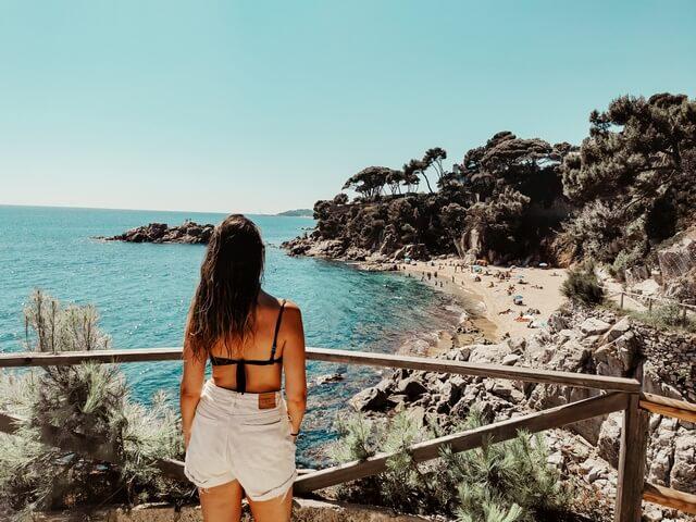 Cami de Ronda Playa de Aro a Sant Antoni de Calonge