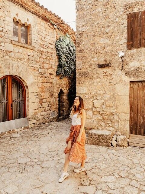 Pasear por Siurana Tarragona