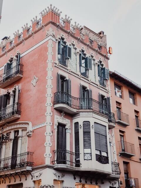 Casa Gaietà Vila Olot