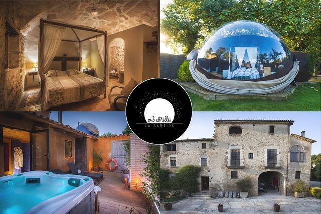 Hotel Mil Estrelles, el hotel burbuja más conocido de España