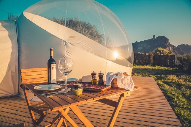 Bubble Tent Canarias