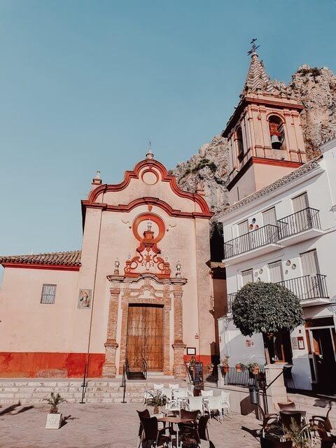 Iglesia de Santa Maria de la Mesa