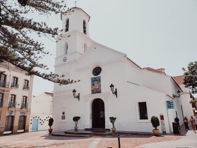 Iglesia de San Salvador Nerja