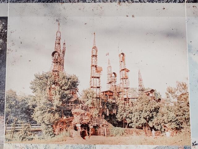 La Historia del Parc den Garrell