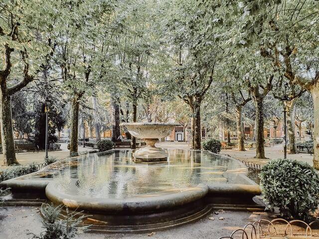 Parc Vell d'Olot