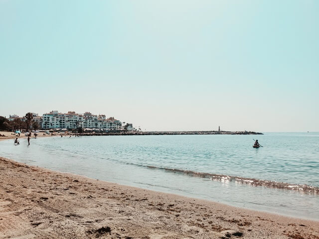 Playas Puerto Banus