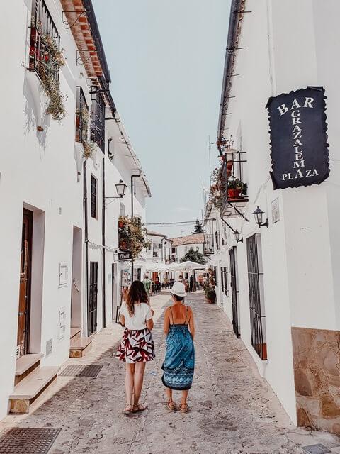 Calles bonitas Grazalema