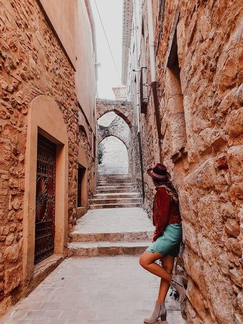 Calles de Montblanc