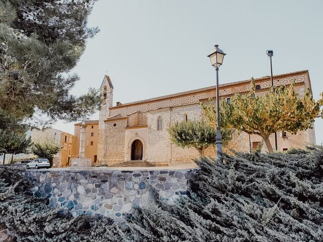 Convento y Santuario de la Serra