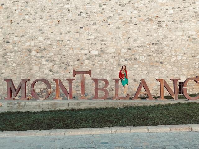 Montblanc Tarragona