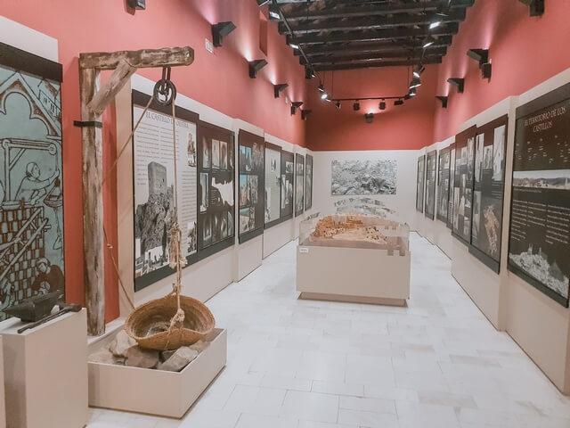Qué ver en Olvera, museo Centro Cultura Olvera