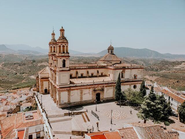 Iglesia de la Encarnación de Olvera