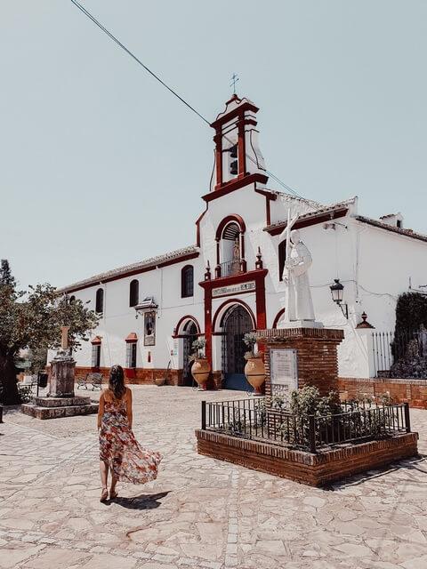 Qué ver en Olvera, La Ermita de los Remedios de Olvera