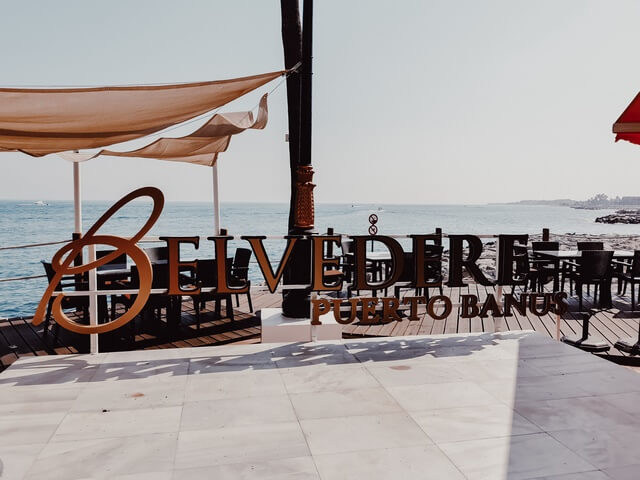 Beach Club Puerto Banus