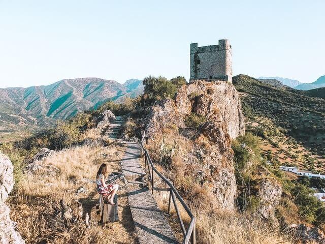 Villa medieval Que ver en Zahara de la Sierra