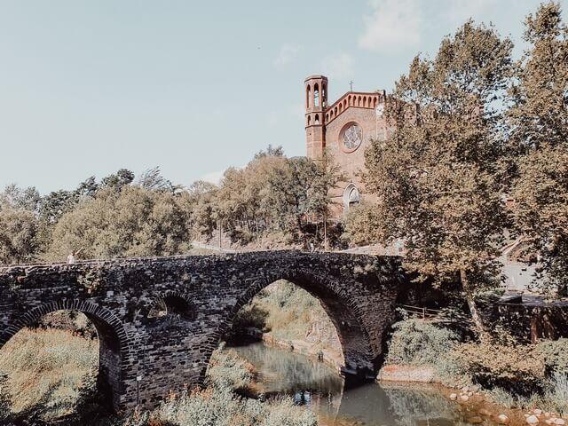 Sant Joan de les Fonts, Girona