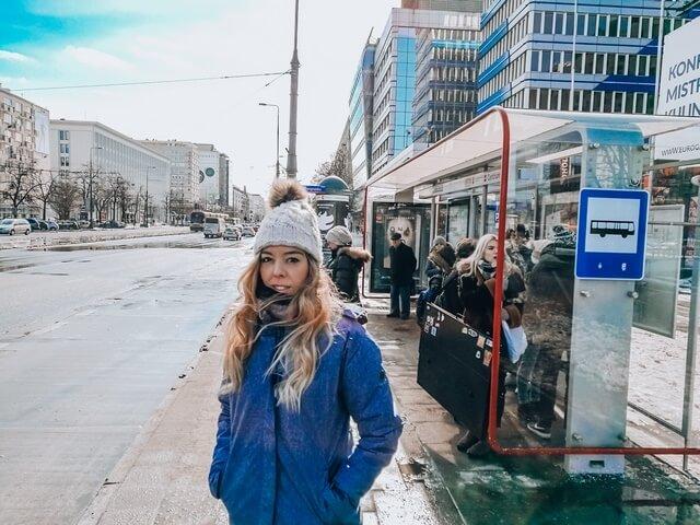 Autobús Varsovia