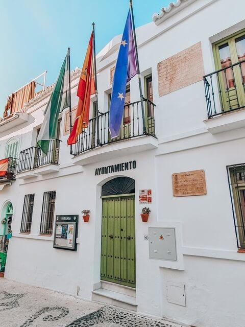Ayuntamiento Frigiliana