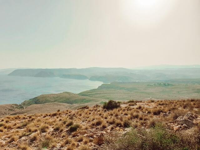 Cabo de Gata cerca de Mojacar