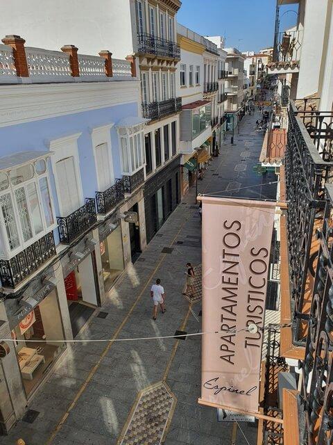 Apartamentos Turísticos Espinel en Calle La Bola