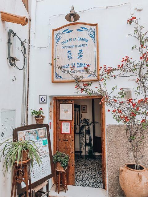 Casa museo de la Canana Mojacar