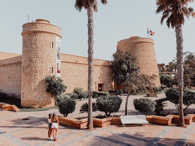 El Castillo de Santa Ana