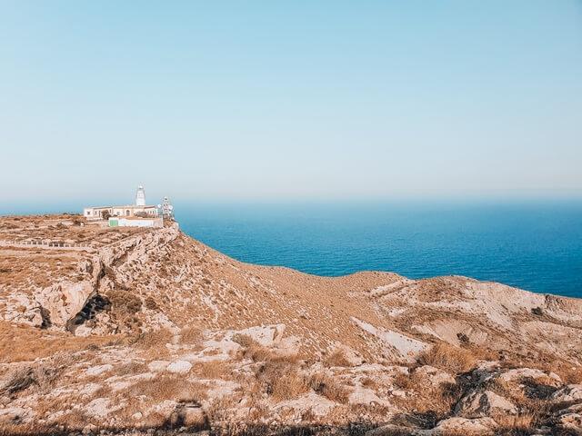 El Faro y la Torre de Mesa Roldán