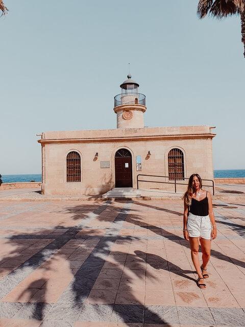 Faro de Roquetas