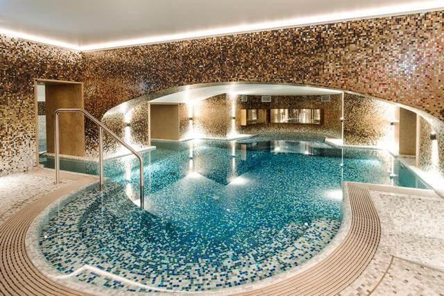 Hoteles 5 estrella de lujo en Varsovia