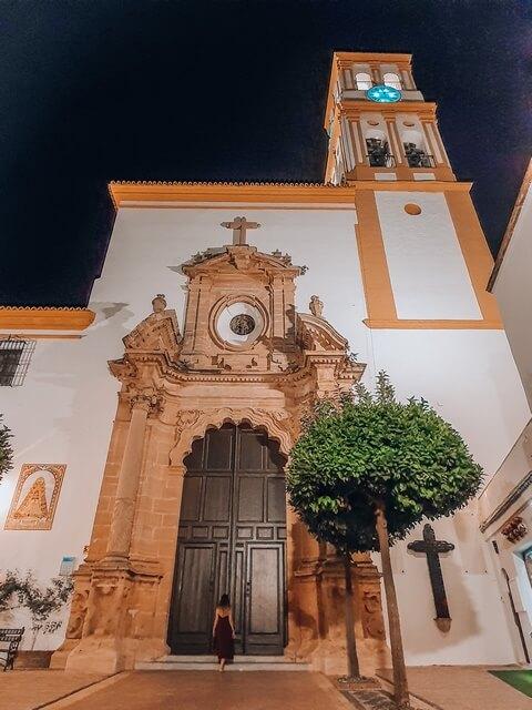 Iglesia de Nuestra Señora de la Encarnación Marbella