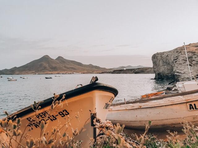 Isleta del Moro Almeria