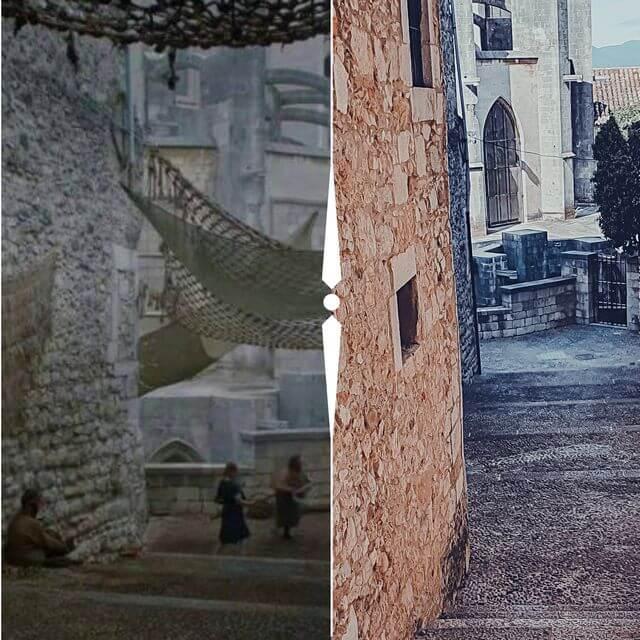 Juego de Tronos Girona escenarios Calles de Braavos