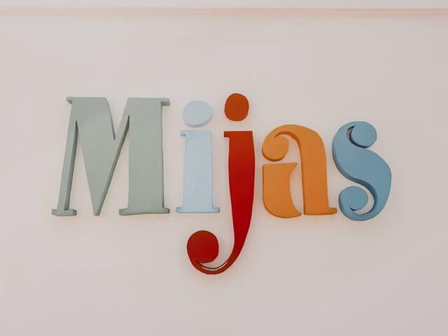 Que ver en Mijas
