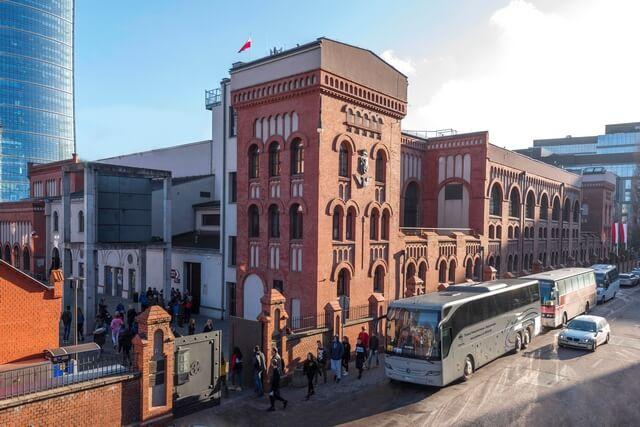 Museo Alzamiento de Varsovia. Museos de Varsovia