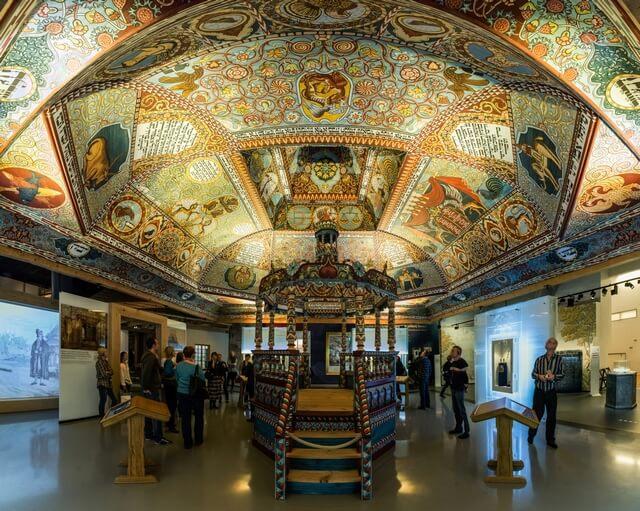 Museo Polin de Varsovia