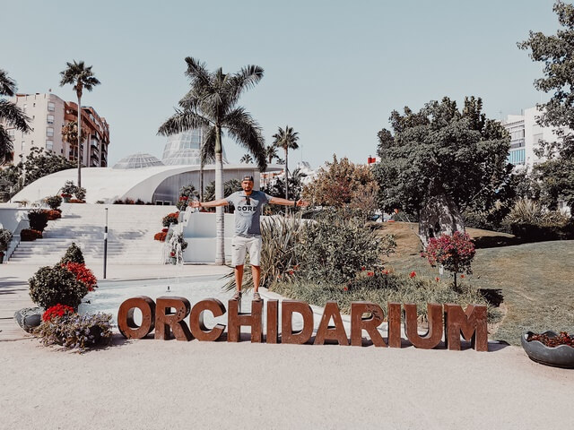 Orquidiario de Estepona