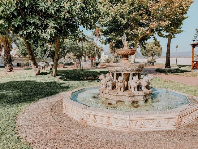 Parque de la Fuente